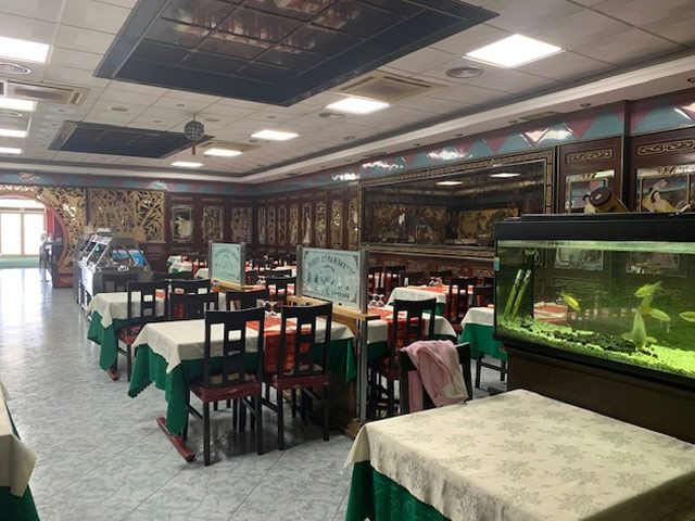 Restaurante Chino Hong Kong interior de local 02
